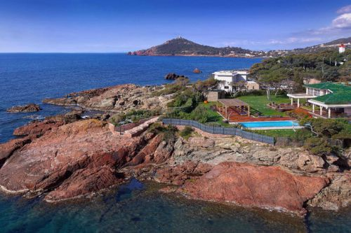 The Esterel and the Var Coastline: from the Issambres to Agay