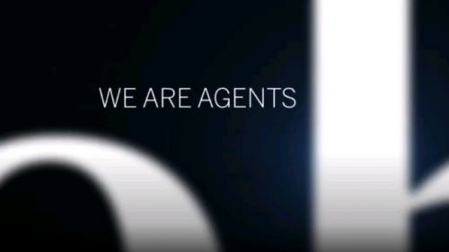 WE ARE AGENTS