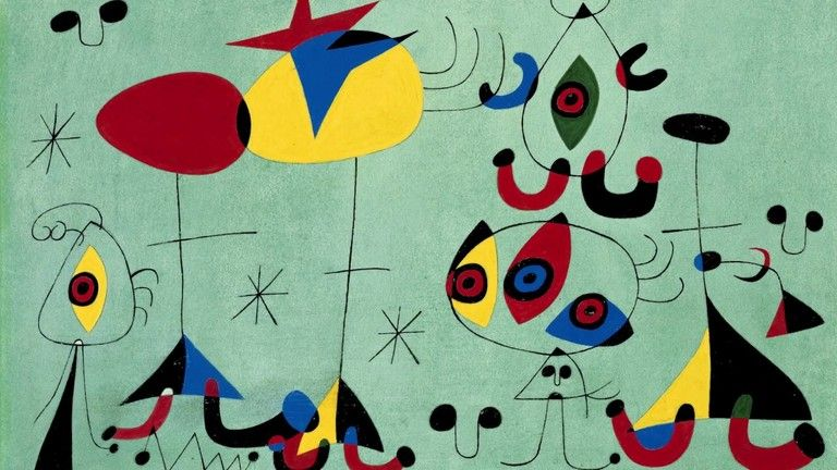Exhibition Joan MIRÓ : June 29th to November 17th, 2019 - Côte d ...